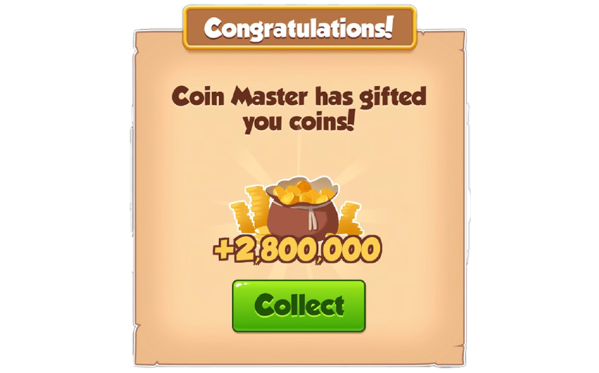 30-12-2018 - 2nd Link For 2.8M Coins